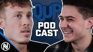 Ups & Downs of Being a CSGO Pro ft. Nifty & JDM - Team Envy Podcast - Queue Up # 2