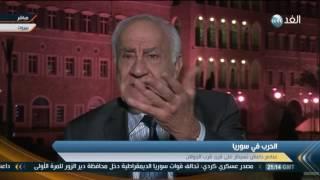 خبير عسكري يشرح خريطة الحرب في سوريا