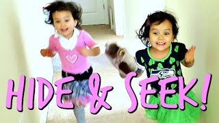 HIDE AND SEEK!!! - Dancember 30, 2016 -  ItsJudysLife Vlogs