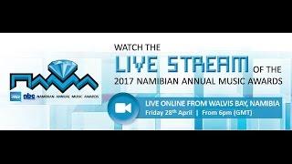 NAMA2017 Friday Night Awards - 6PM live from Walvis Bay, Namibia