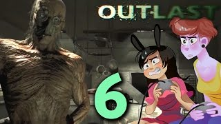 OUTLAST - 2 Girls 1 Let's Play Part 6: Doctor Doctor