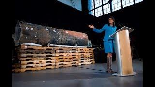 """PTV News 15.12.17 - Nikki Haley come Colin Powell, """"Iran nuova minaccia globale"""""""