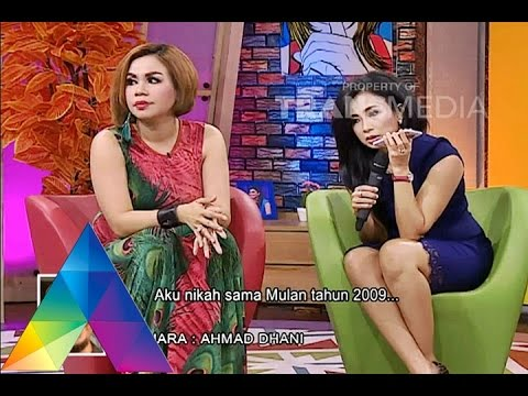 Xxx Mp4 RUMPI 7 NOV 2015 Alasan Ahmad Dani Menikahi Mulan Jamela 3gp Sex