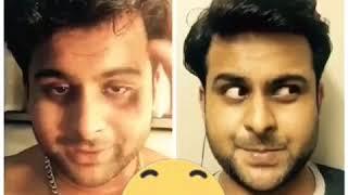 Salman Khan and Sanju Baba talk about Facebook by Dr.Sanket !