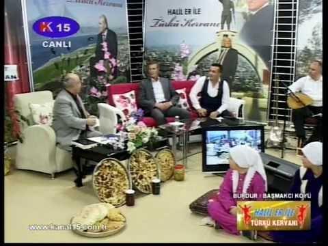 Kanal 15 Burdur Başmakçı Köyü 18 Mayıs 2016