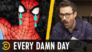 """A """"Spider-Man"""" Easter Egg Goes Terribly Wrong"""