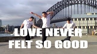 Love Never Felt So Good   Michael Jackson  Justin Timberlake Dance Choreography  Jayden Rodrigues