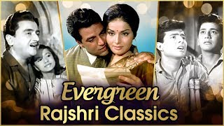 Evergreen Rajshri Classics | Old Hindi Songs | Golden 60's | Rajshri Songs | Dosti | Jeevan Mrityu