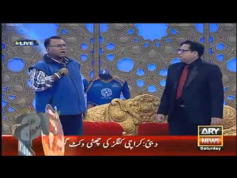 Xxx Mp4 Intensive Fight Between Umer Sharif Basit Ali Over Karachi Kings Poor Performance 3gp Sex