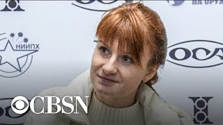 Accused Russian spy Maria Butina expected to plead guilty to conspiracy