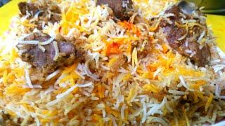 How to make Mutton biryani | easy homemade recipe