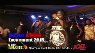 Images Werrason Papa Wemba et Werrason JB Mpiana
