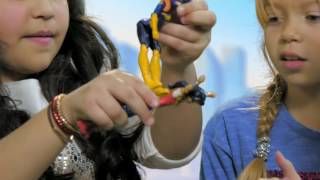 The Entertainer - DC Super Hero Girls Toy Series - Episode 4 You Be The Hero