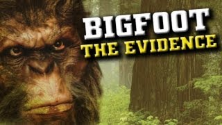 BIGFOOT THE EVIDENCE: Wild Man, Bigfoot Sasquatch Tracks and Prints, Video and MORE - FREE MOVIE