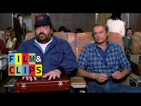 Go For It Bud Spencer & Terence Hill Full Movie by Film&Clips portuguese and german subs