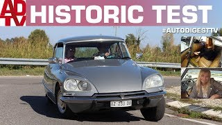 CITROEN DS 23 PALLAS: STORIA E TEST DRIVE