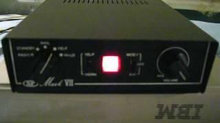 Signal Stat / SP Mark VII Siren Demo