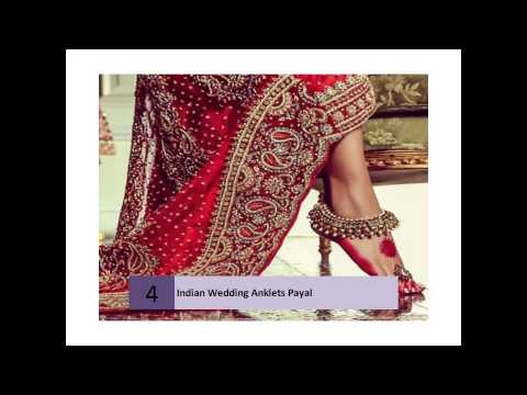 Indian Wedding Anklets Payal