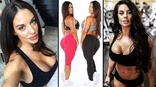 CELESTE BONIN - Body Fitness & Former WWE Diva: Exercises and Workouts for Women @ USA