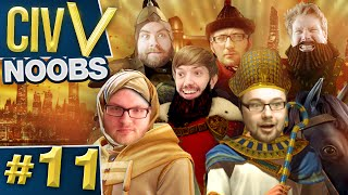 Civ V: War of the Worst #11 - The Most Entertaining Bit