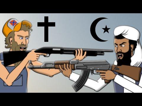 Xxx Mp4 Christian VS Muslim 3gp Sex