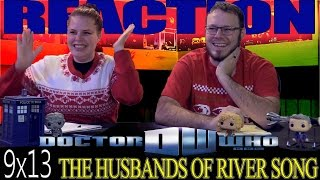 Doctor Who CHRISTMAS Special 9x13 REACTION