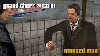 GTA III Snow City Mission #44 - Marked Man