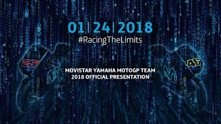 2018 Movistar Yamaha MotoGP Team Presentation