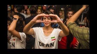 Iran vs Morocco fans reaction [شادیایرانیهایمالزیبعدازپیروزیایرانمقابلمراکش]