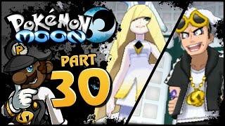 Pokemon Sun and Moon - Part 30  