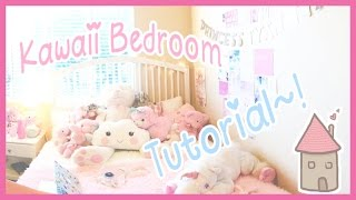 *:・゚✧ How to Create a Kawaii Bedroom~ ♡