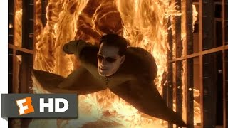 The Matrix Reloaded (6/6) Movie CLIP - Beat the Bullet (2003) HD