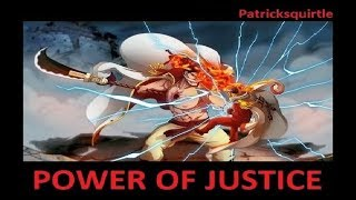 One Piece AMV - Power of justice (Way Away)