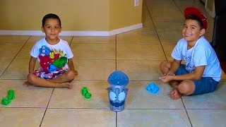 CRAZY TRASH CAN!! The Loony Bin Game!