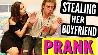 PRANK! Caught Cheating With My Friend's Boyfriend!