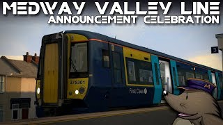 TS2018 | A Medway Valley Line Announcement Celebration