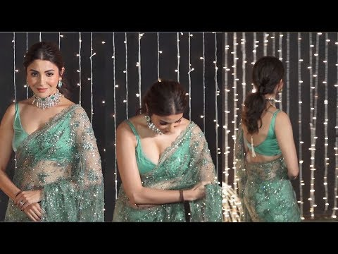 Xxx Mp4 Anushka Sharma Sttuning Looks At Priyanka And Nick Wedding Reception 3gp Sex