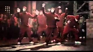 Coupé decalé vs. Break dance