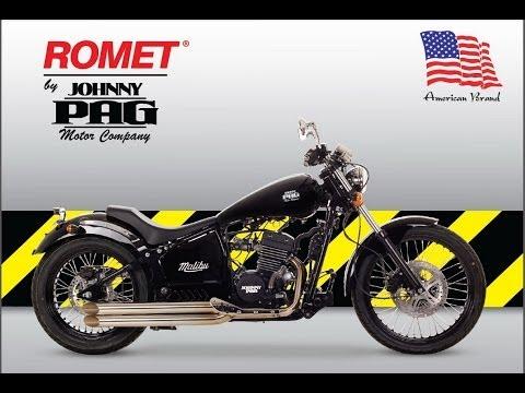 Johnny Pag 2014 Arkus&Romet