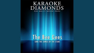 Lonely Days (Karaoke Version) (Originally Performed By The Bee Gees)