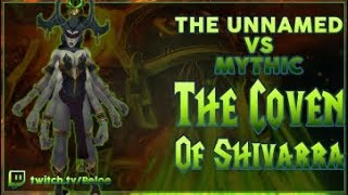 The Unnamed - Coven of Shivarra Mythic Guardian PoV