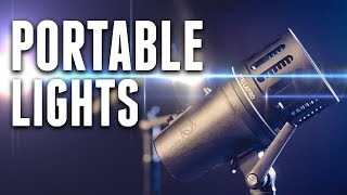 4 VIDEO TIPS for PORTABLE LIGHTS 💡