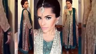 Pakistani Eid Dresses For Girls 2018 - Beauty bloggers