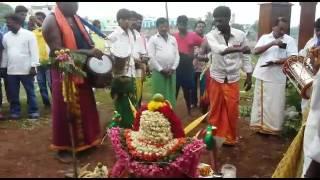 Ekkattuthangal Sri Nagathamman Aadi Thiruvizha Poo Karagam 2016 Parthasarathy Kovil St Chennai-32