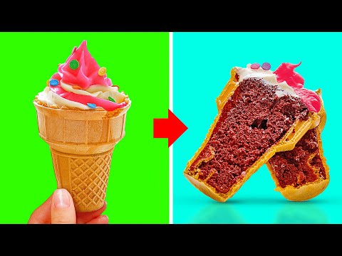 22 UNEXPECTED KITCHEN HACKS THAT WILL CHANGE YOUR LIFE