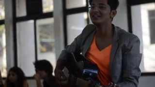 Behind the scenes- Bollwood love mashup by Darshan Raval