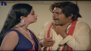Nutan Prasad Tells Secret To Jyothi Lakshmi - Maha Nagaramlo Mayagadu Movie Scenes