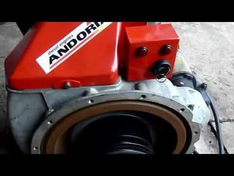 ANDORIA silnik 2CA90 6