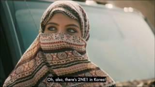 ماذا قال الكوريين عن العربيه التي ضهرت في  المسلسل الكوري thek2 ؟؟؟!!!