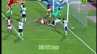 أهداف الأهلي 6 طهطا 1 كأس مصر 2015